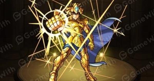 【モンスト】アイオリアの最新評価と使い道 聖闘士星矢コラボ