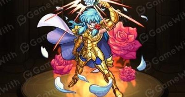 【モンスト】アフロディーテの最新評価と使い道|聖闘士星矢コラボ