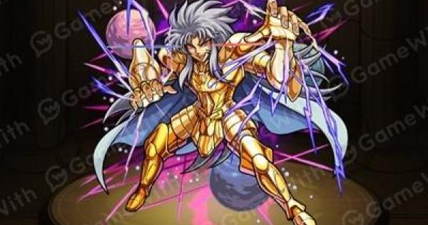 【モンスト】闇サガの最新評価と適正クエスト|聖闘士星矢コラボ