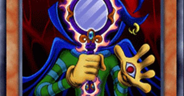 【遊戯王デュエルリンクス】ものマネ幻想師の評価と入手方法