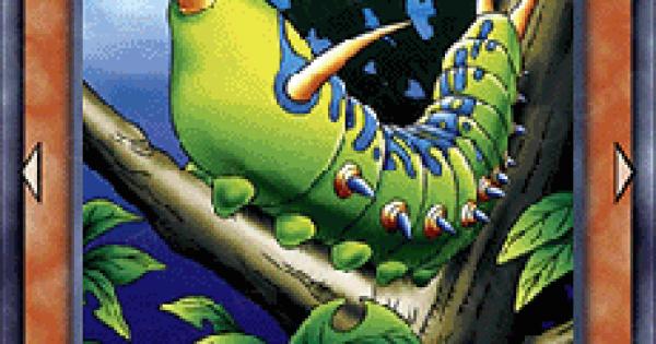 【遊戯王デュエルリンクス】ラーバモスの評価と入手方法
