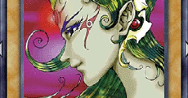 【遊戯王デュエルリンクス】逆転の女神の評価と入手方法