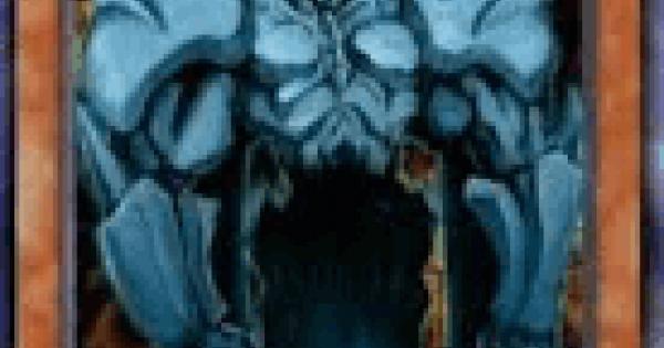 【遊戯王デュエルリンクス】オベリスクの巨神兵の評価と入手方法
