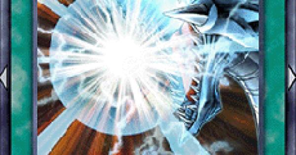 【遊戯王デュエルリンクス】滅びの爆裂疾風弾の評価と入手方法