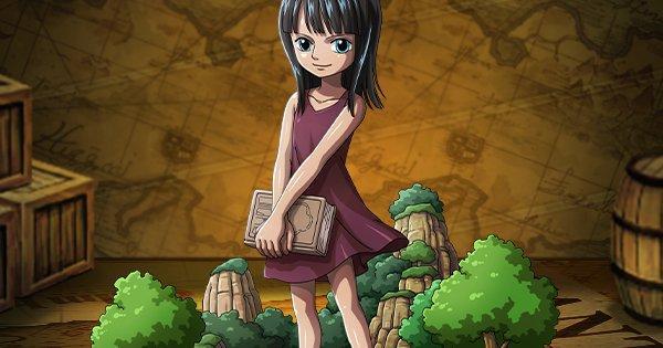 【トレクル】ロビン(オハラの少女)の評価【ワンピース トレジャークルーズ】