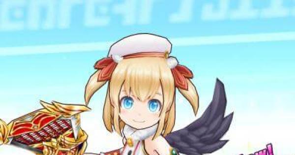 【白猫テニス】マール(神気)の評価とおすすめギア【白テニ】