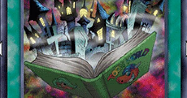 【遊戯王デュエルリンクス】トゥーンワールドの評価と入手方法