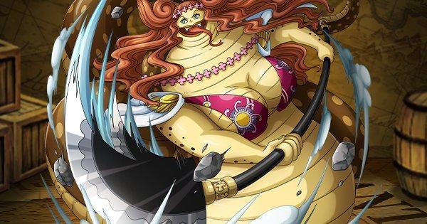 【トレクル】九蛇海賊団マリーゴールドの評価【ワンピース トレジャークルーズ】