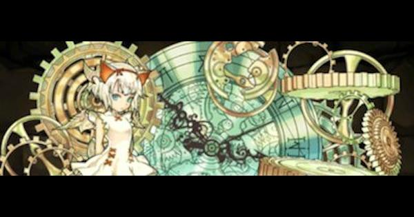【パズドラ】ミルの最新テンプレパーティ(精霊ミルパ)