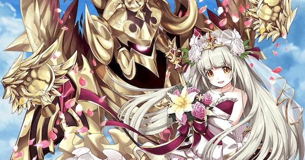 【白猫】神気花嫁ルウシェ(魔)の評価とおすすめ武器