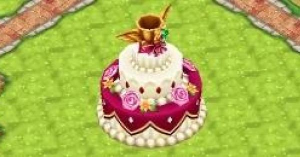 【白猫】希望のウェディングケーキの必要ルーン数と早見表