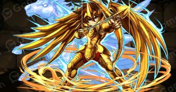 【パズドラ】黄金聖闘士・星矢の評価と使い道|聖闘士星矢コラボ