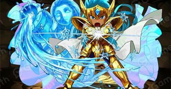 【パズドラ】黄金聖闘士・カミュの評価と使い道