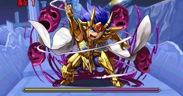 【パズドラ】聖闘士星矢コラボダンジョン(小宇宙)攻略と周回パ