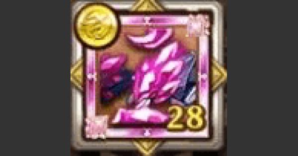 【ログレス】デススコーピオンのメダルの評価|モンスターメダル【剣と魔法のログレス いにしえの女神】