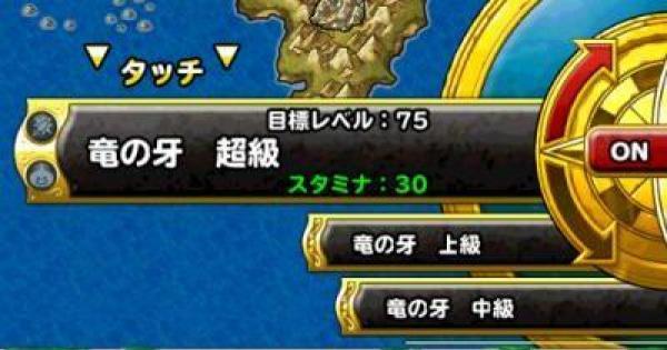 【DQMSL】曜日クエスト「ドラゴンカーニバル」【超級】攻略!