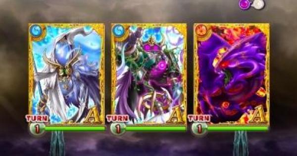 【黒猫のウィズ】超魔道バーニングタワー 第8階『貫』攻略&デッキ構成