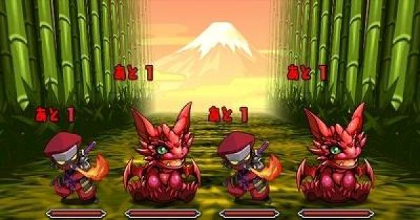 【パズドラ】緋空の転界龍(超地獄級)ノーコン攻略と安定周回|ヤマタケ