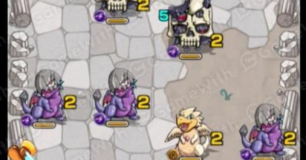 【モンスト】エタニティ【極】攻略「虹色の闘姫」のパーティ構成