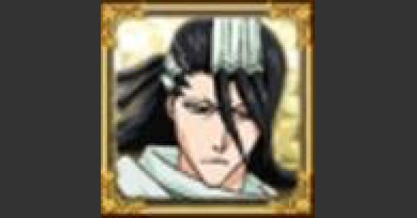【ログレス】朽木百哉のメダルの評価 BLEACHコラボ【剣と魔法のログレス いにしえの女神】