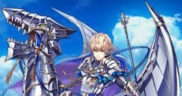 【白猫】神気英雄クライヴ(竜)の評価