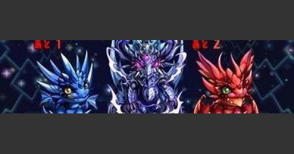 【パズドラ】超極限ドラゴンラッシュ(壊滅級)を覚醒劉備パで周回