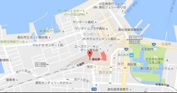 【ポケモンGO】香川の過去に巣になった公園まとめ