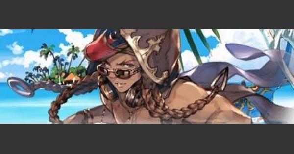 【グラブル】水着J・Jの評価【グランブルーファンタジー】