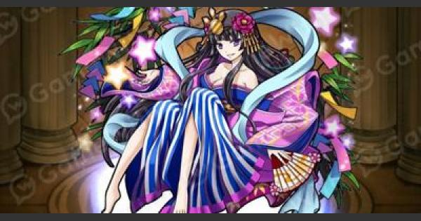 【モンスト】かぐや姫 LWの最新評価と使い道