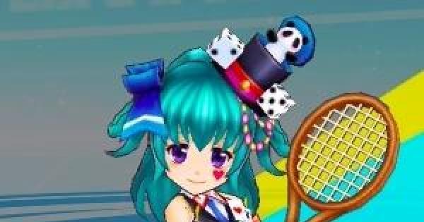 【白猫テニス】ランの評価【白テニ】