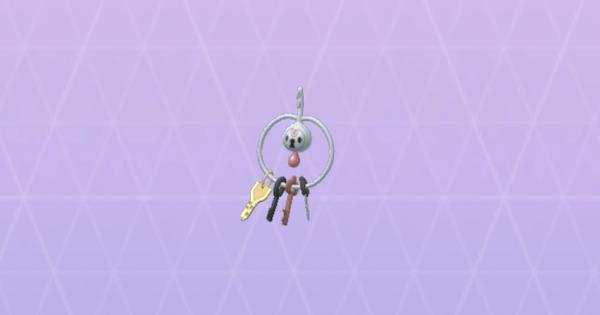 【ポケモンGO】クレッフィの巣とレア度&おすすめわざ