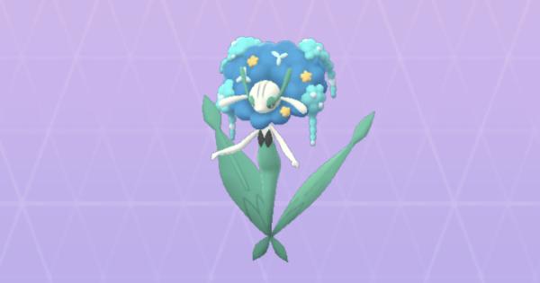 【ポケモンGO】フラージェスの巣とレア度&おすすめわざ
