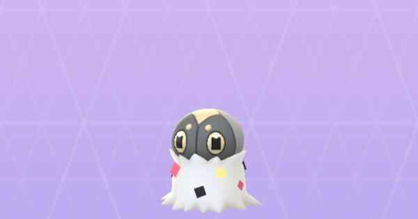 【ポケモンGO】コフーライの巣とレア度&おすすめわざ