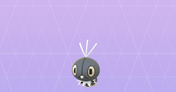 【ポケモンGO】コフキムシの巣とレア度&おすすめわざ