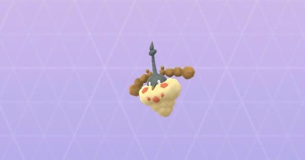【ポケモンGO】ミノマダム(くさきのミノ)の巣とレア度&おすすめわざ