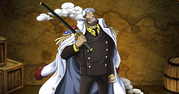 【トレクル】ヤマカジ中将の評価とステータス【ワンピース トレジャークルーズ】