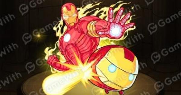 【モンスト】アイアンマンの最新評価と適正クエスト|マベツムコラボ