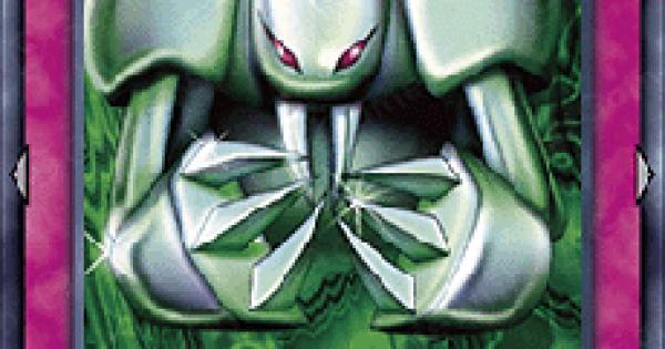 【遊戯王デュエルリンクス】メタル化魔法反射装甲の評価と入手方法