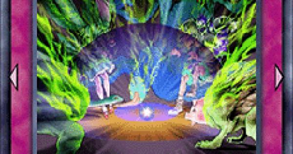 【遊戯王デュエルリンクス】魔力浄化の評価と入手方法