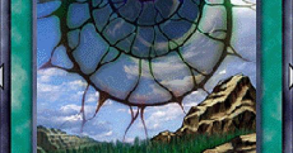 【遊戯王デュエルリンクス】ワームホールの評価と入手方法