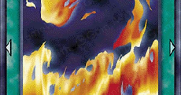 【遊戯王デュエルリンクス】火の粉の評価と入手方法
