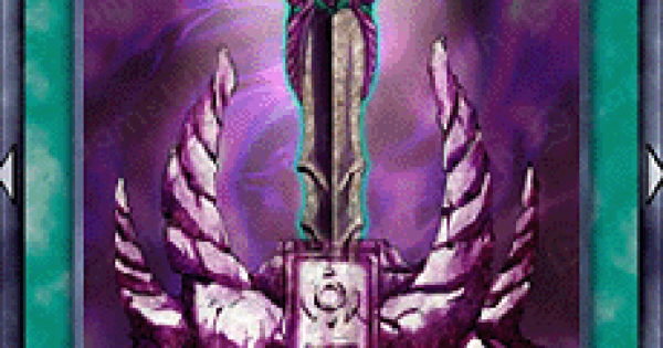 【遊戯王デュエルリンクス】破邪の大剣バオウの評価と入手方法