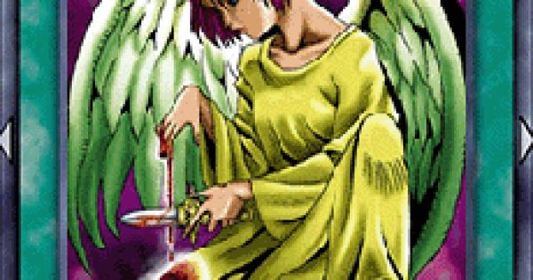 【遊戯王デュエルリンクス】天使の生き血の評価と入手方法