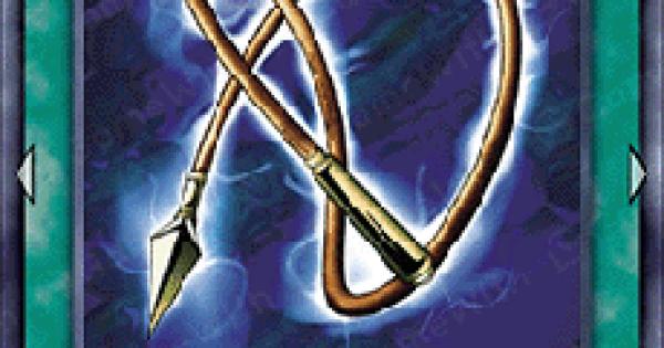 【遊戯王デュエルリンクス】電撃鞭の評価と入手方法