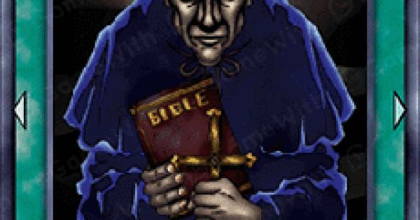 【遊戯王デュエルリンクス】悪魔払いの評価と入手方法