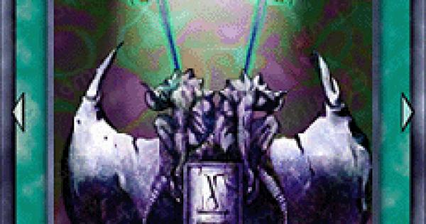 【遊戯王デュエルリンクス】閃光の双剣トライスの評価と入手方法