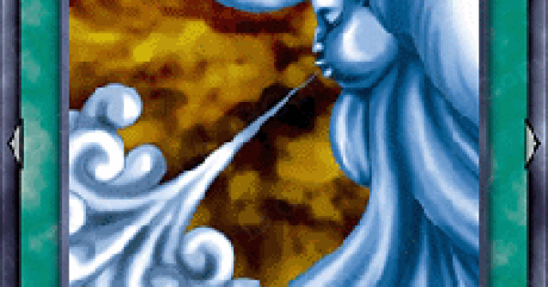 【遊戯王デュエルリンクス】神の息吹の評価と入手方法