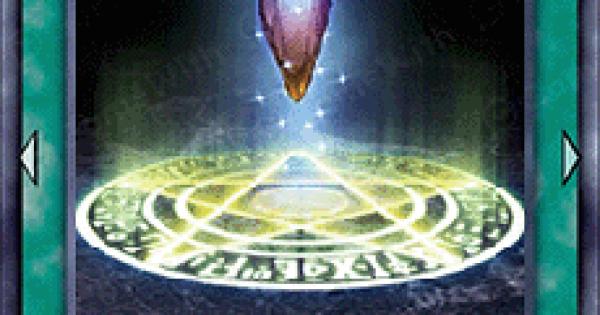 【遊戯王デュエルリンクス】賢者の宝石の評価と入手方法