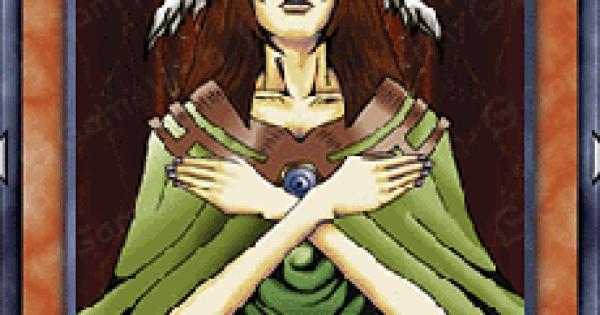 【遊戯王デュエルリンクス】心眼の女神の評価と入手方法
