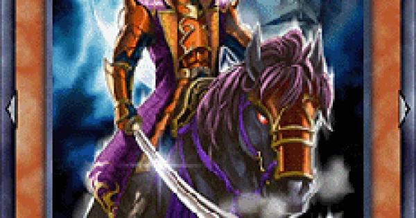 【遊戯王デュエルリンクス】天下人紫炎の評価と入手方法